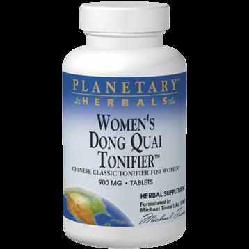 Planetary Herbals Womens Dong Quai Tonifier™ 60 tabs PF0149