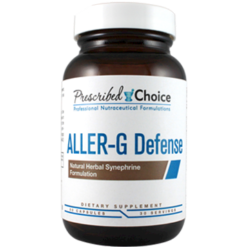 Prescribed Choice Aller G Defense 60 vegetarian capsules P80901