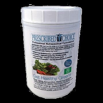 Prescribed Choice Get Healthy Greens 1 lb 7.1 oz P80006