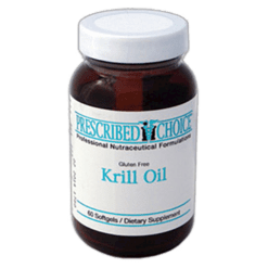 Prescribed Choice Krill Oil 1000 mg 60 softgels P80202