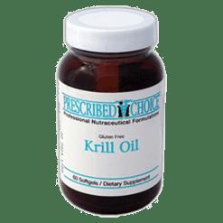 Prescribed Choice Krill Oil 1000 mg 60 softgels P80202