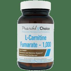 Prescribed Choice L Carnitine 1000 mg 60 vegcaps P83024