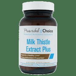 Prescribed Choice Milk Thistle Extract Plus 60 vegcaps P30272