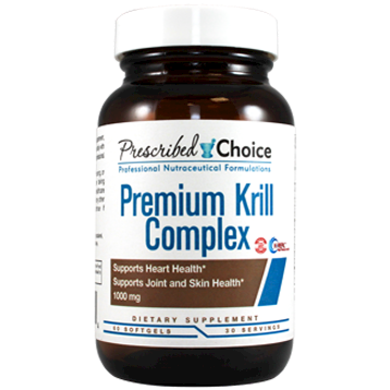 Prescribed Choice Premium Krill Complex 60 gels P83010