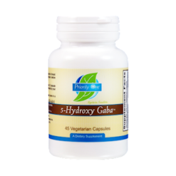 Priority One Vitamins 5 Hydroxy Gaba™ 45 vegcaps 5HY10