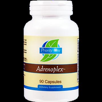 Priority One Vitamins Adrenoplex 90 caps PR12220