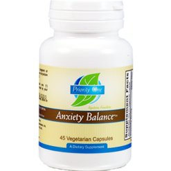 Priority One Vitamins Anxiety Balance™ 45 vegcaps ANXI2