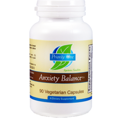 Priority One Vitamins Anxiety Balance™ 90 vegcaps ANXI3