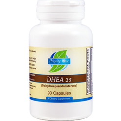 Priority One Vitamins DHEA 25 mg 90 caps DHE40