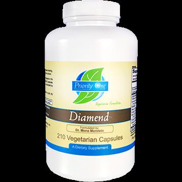 Priority One Vitamins Diamend 210 vegcaps P21614