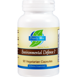 Priority One Vitamins Environmental Defense I 90 vcaps TOXIN