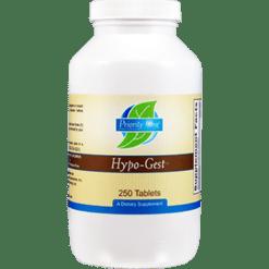 Priority One Vitamins Hypo Gest 250 tabs HYP26