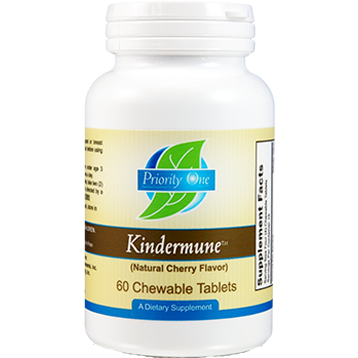 Priority One Vitamins KinderMune 60 tablets KIND1