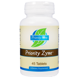 Priority One Vitamins Priority Zyme 45 tabs PRIO2