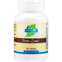 Priority One Vitamins Protozyme 90 tabs PR103