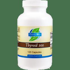 Priority One Vitamins Thyroid 300 mg 120 caps THY43