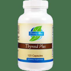 Priority One Vitamins Thyroid Plus 120 capsules THY45
