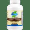 Priority One Vitamins Womens Formula No Iron 240 capsules WOM44