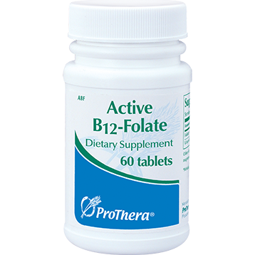 ProThera Active B12 Folate 60 tabs P01329