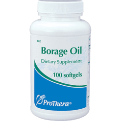 ProThera Borage Oil 1000 mg 100 gels P04207