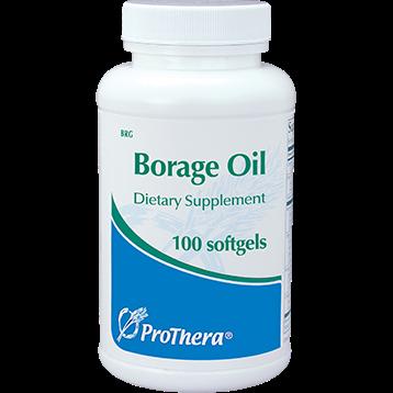 ProThera Borage Oil 1000 mg 100 gels P04207