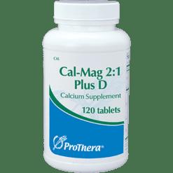 ProThera Cal Mag 21 Plus D 120 tabs P12486