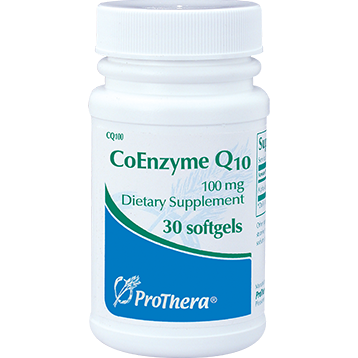 ProThera CoEnzyme Q10 100 mg 30 gels P03026