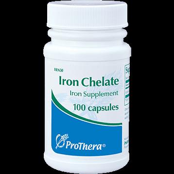 ProThera Iron Chelate 30 mg 100 caps P01510