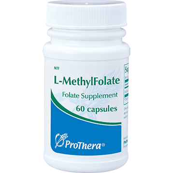 ProThera L Methylfolate 60 capsules P01015