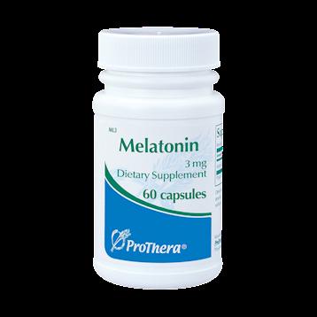 ProThera Melatonin 3 mg 60 caps P16125
