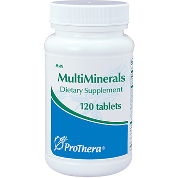 ProThera MultiMinerals 120 tabs P01800