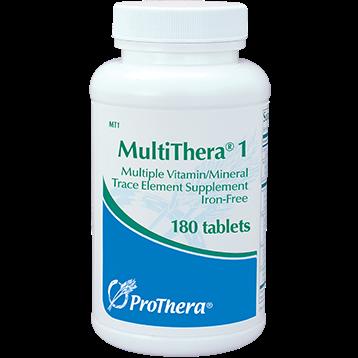 ProThera MultiThera 1 Iron Free 180 tabs P01008