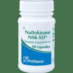 ProThera Nattokinase NSK SD® 60 Caps by ProThera P01060
