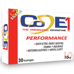Prof Birkmayer Health Pro Co E1 Performance 10 mg 30 lozenges COE1