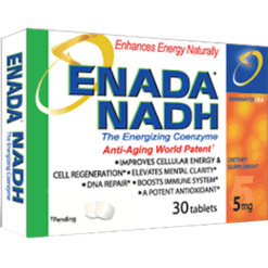 Prof Birkmayer Health Pro Enada® NADH 5 mg 30 tabs NADH5