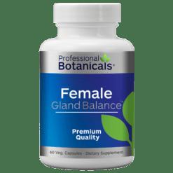 Professional Botanicals FemaleGland Balance 60 caps PB1280