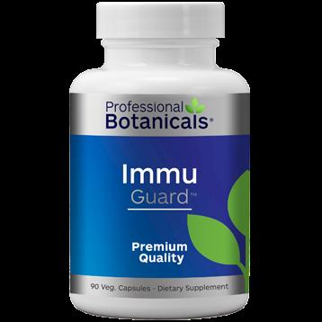 Professional Botanicals Immu Guard 90 capsules PB1380
