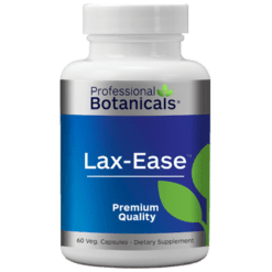 Professional Botanicals Lax Ease 60 caps PB1440