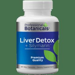 Professional Botanicals Liver Detox Plus Silymarin 60 caps PB1480
