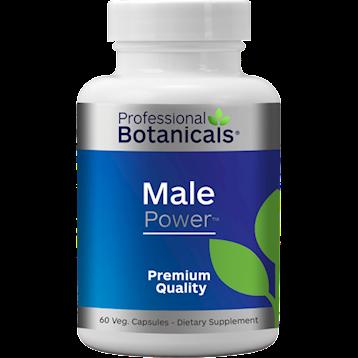 Professional Botanicals Male Power 60 vegcaps P01003
