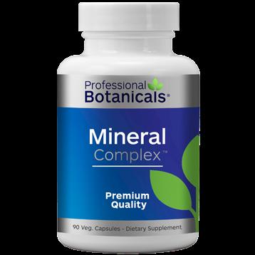 Professional Botanicals Mineral Complex 500 mg 90 caps PB1545