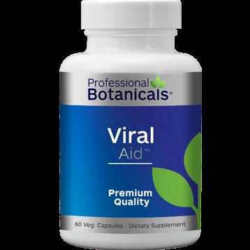 Professional Botanicals Viralaid 60 capsules PB1807