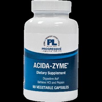 Progressive Labs Acida Zyme® 90 caps ACID4