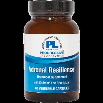 Progressive Labs Adrenal Resilience 60 vegcaps P10939