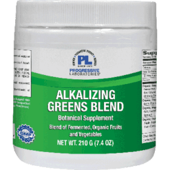 Progressive Labs Alkalizing Greens Blend 210 g P37257