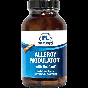 Progressive Labs Allergy Modulator 120 vegetarian capsules P10861