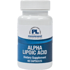 Progressive Labs Alpha Lipoic Acid 60 caps ALP18