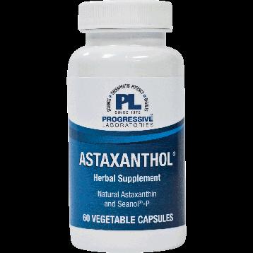 Progressive Labs Astaxanthol 60 vegetarian capsules P10571