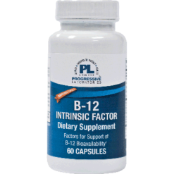 Progressive Labs B 12 Intrinsic Factor 60 capsules INTR1