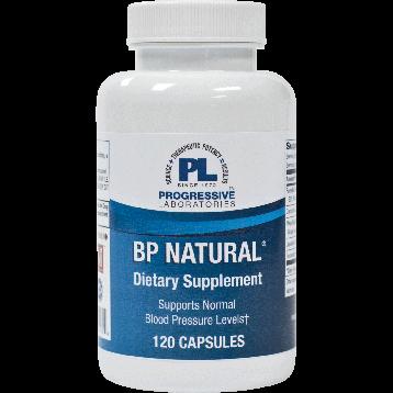 Progressive Labs BP Natural 120 caps BPN
